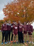 Boys Cross Country 10th place at Regionals; Hoopingarner advances to Semi-State