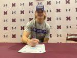 Mishawaka'Connor Addison Signs with Mount Union