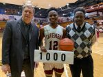Johnson Goes Over 1,000 Points – Now 5th on the All-Time List