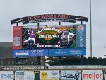 Backyard Brawl at Four Winds Field April 22nd