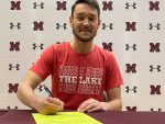 Mishawaka's Kaleb Johnson Signs with Lake Michigan College