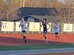 Boys Track Loses Dual Meet vs Warsaw