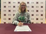 Mishawaka's Bailee Shambaugh Signs With Southwestern Michigan College
