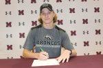 Mishawaka's Gavin Hoover Signs with Western Michigan