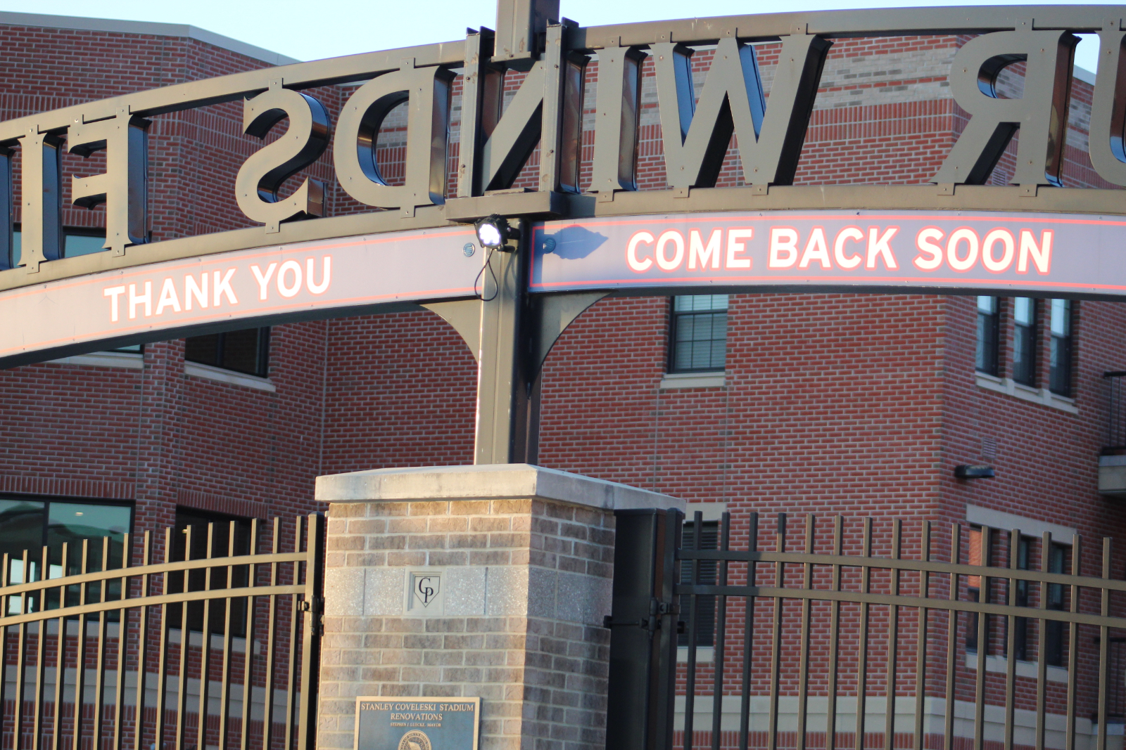 A Special Night for Mishawaka at Four Winds Field