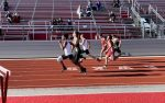 Boys Track finishes regular season with two wins