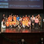 WCHS Students Learn About Unified Sports Program