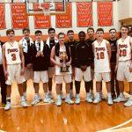 Freshmen Boys Basketball – Tiger Tourney Champs