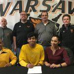 Ramirez signs with Valpo