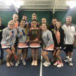 Girls Varsity Tennis beats Wawasee 4 – 1