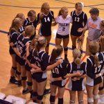 Girls Varsity Volleyball beats Homestead 3 – 2