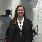 Congratulations to Delaney Wihebrink State Swim Finalist
