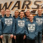 Boys Swim Team Heading to State Meet