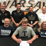 TIGER STANDOUT SHOEMAKER CHOOSES TRINE