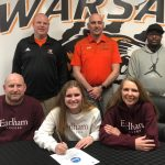 Shipp Commits to Earlham
