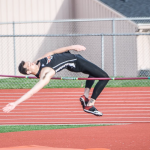 Boys Track and Field Gets Two Wins on Senior Night