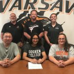 ANDERSON TO CONTINUE SOFTBALL AND STUDIES AT GOSHEN