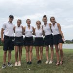 Lady Tiger Golfers Advance to Regionals
