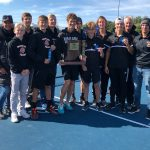 Warsaw Wins Boys Tennis Sectional