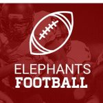 Red Elephants Named To All-Area Football Team