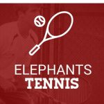 Red Elephant Boys Tennis wins first match of the season