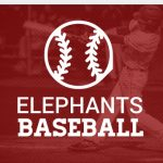 Red Elephant Baseball at Flowery Branch Today