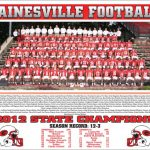 2012 5A Football State Champions; tradition of Excellence!
