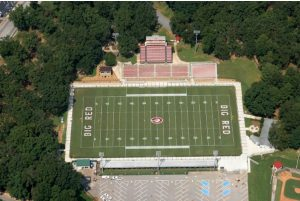 Gainesville High School Athletic Department Venues