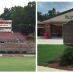 Bobby Gruhn Field and P K Dixon Field House