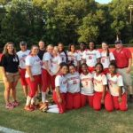 Red Elephant Softball team on a roll