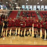 GMS Lady Volleyball  NE Georgia Champions