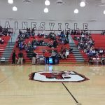 Lady Red Elephants post another win
