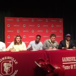 National Signing Day at Gainesville High