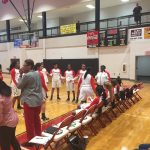 Lady Red Elephants advance with 3rd Place Seed