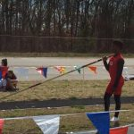 Track Meet at East Jackson Today