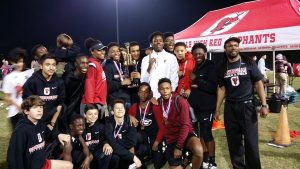 Middle School Coed Track 2015-2016
