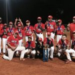 Gainesville Middle School Baseball Champs