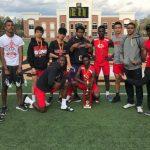 Red Elephant Boys Track At The Greater Atlanta Christian Invitational