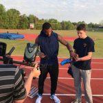 Deshaun Watson At Gainesville Football Field for ESPN Shoot