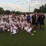 Gainesville Boys Soccer Are Region Champions
