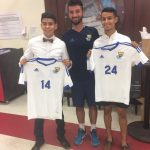 Two Soccer Teammates Sign Letter of Intent
