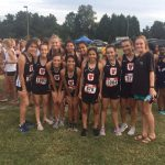 XC at Chestatee Ware Eagle Invitational