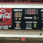 Ghs basketball beats langston Hughs