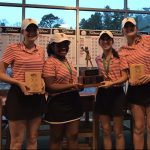 GHS Girls Golf Team Wins Hall Co Championship, AGAIN