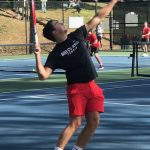 Boys Varsity Tennis beats Winder-Barrow 5 – 0