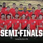 Boys Soccer Semi-Final Match on Tuesday at 7:30pm at City Park