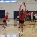 Varsity Volleyball beats Gilmer 2 – 0