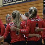 Varsity Volleyball beats Dawson County 2 – 1