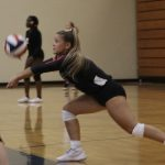 Varsity Volleyball beats Dacula 2 – 0