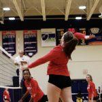 Varsity Volleyball beats Lanier 2 – 0